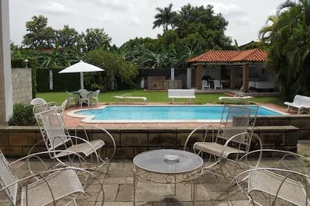 Private house for rent with pool... - La Habana - Villa