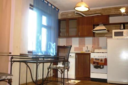 Уютная студия на Савушкина посуточно - Apartmen