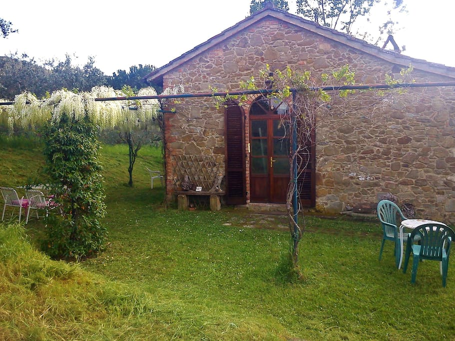 In beautiful Umbrian countryside