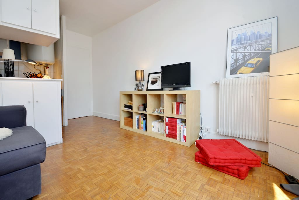 Your new home in Montmartre