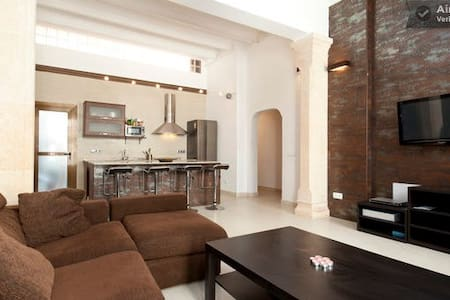 DOUBLE ROOM IN CENTER OF PALMA B