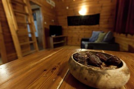Belfer's Dead Sea Cabins Arava - Kisház