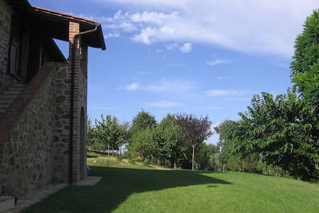 Panicale Perugino's land Godiola  - Panicale - House