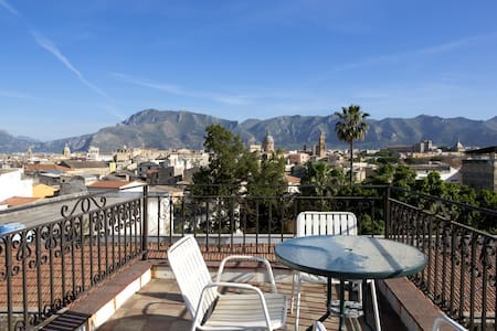 Apartment in the center of Palermo