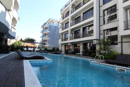 One bedroom apartment in Burgas