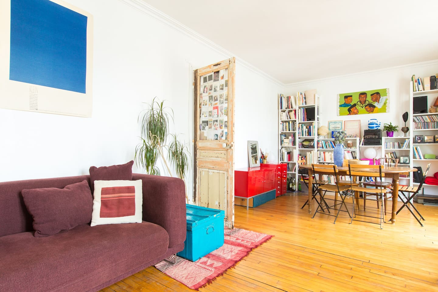 Very pleasant 55m2 near Bastille