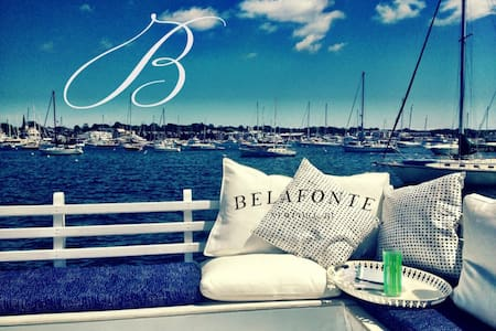 Stunning Views Upon the Belafonte! - Newport