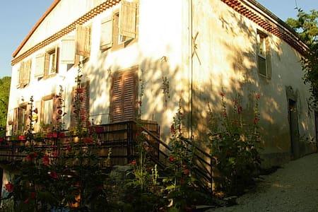 appartement dans un ancien moulin  - La Roche-Blanche - Huoneisto
