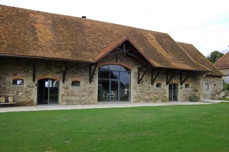 Marie de Serles en chambre d'hôtes en Bourgogne - Montceau-les-Mines