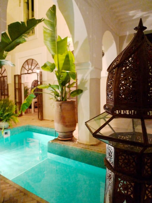 Riad with Room Service included