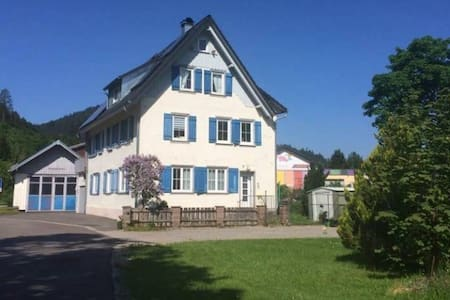 Holiday flat, 2 bedrooms in Mitteltal - Baiersbronn - Pis