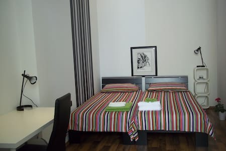 Double room in Rijeka center - Apartemen