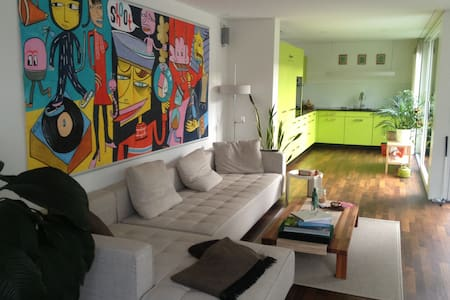 quiet room in central Lucerne - Lucerne - Apartment