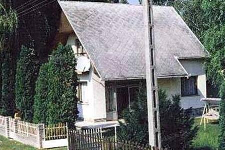 House Antal 10 people - Balatonfenyves