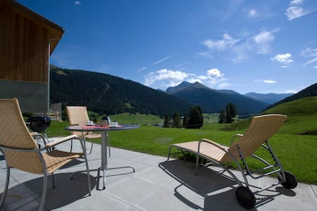 """Apt. """"Pischa"""" with beautiful view - Apartment"""
