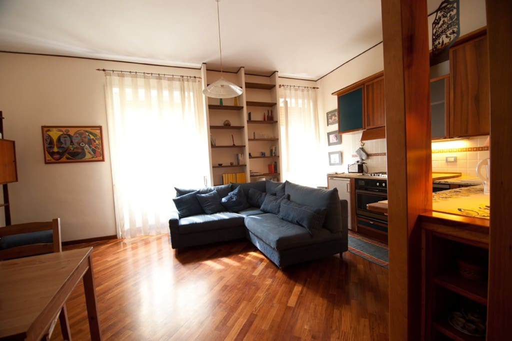 CASA GARIBALDI, charming 2 bedrooms