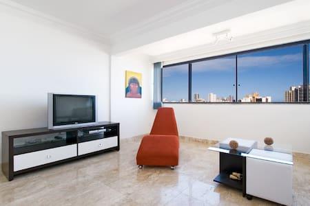 Elegant 2 bdrm with views in Barra - Salvador - Apartment