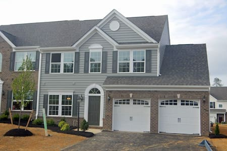 Villa Home in quiet neighborhood - Mechanicsville - Hus
