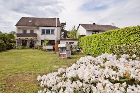 Luxury Holiday-home SEESTERN, disab - Hus