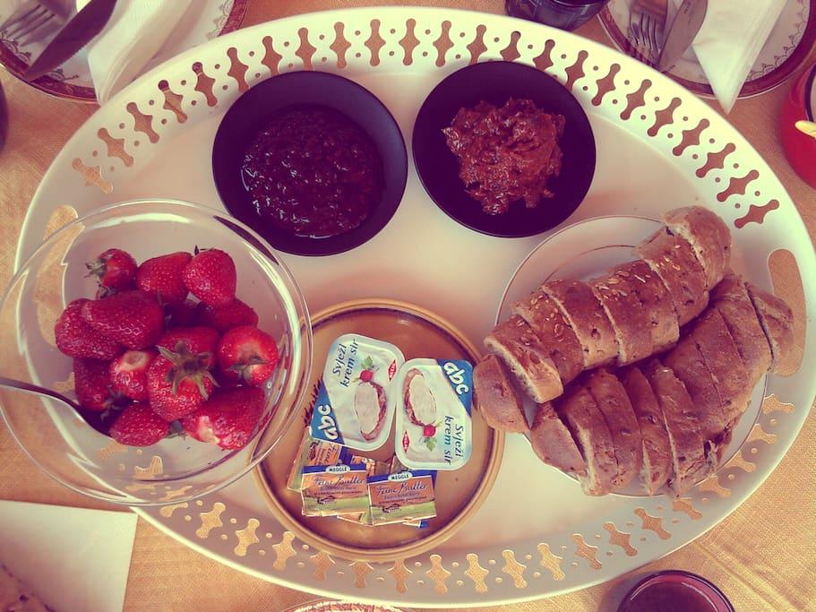 Homemade marmalade :)
