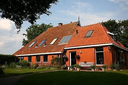 Woonboerderij in friesland te huur - Ház