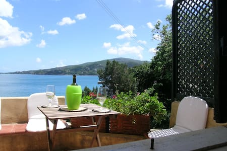 Lovely beach historic house, apt 2 - Porto Santo Stefano - Apartment