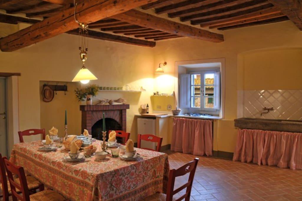 Kitchen - 3 Bedroom Apartment