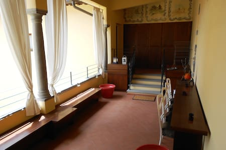 Apartment in a villa of the 1500 - Leilighet