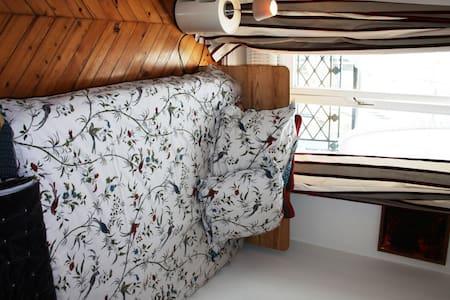 Room Révolution in trendy Marais - Paris - Bed & Breakfast