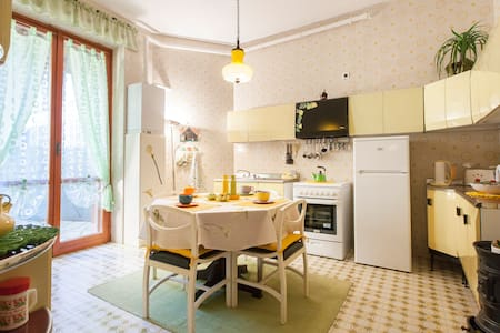 Dalila Guest House: furnished lodge - Incisa Scapaccino - Leilighet