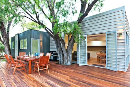 Beachfront - Pet friendly - Happy holiday times ! - Quindalup - House