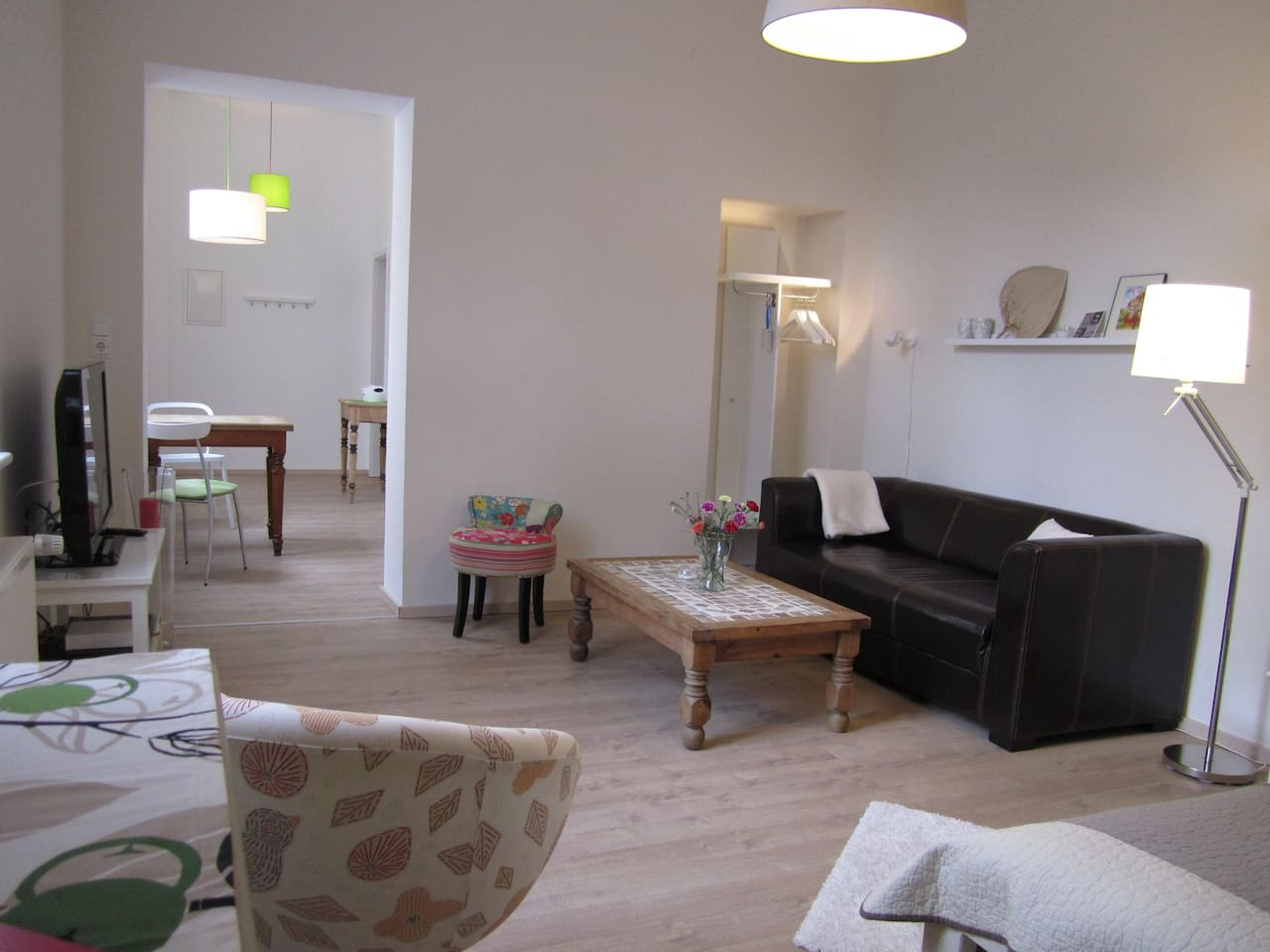 "enjoy our modern apartment ""Otium"""