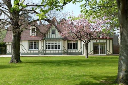 Magnifique Villa Cabourg en centre ville - Cabourg