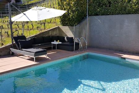Villa in wineyard in Lutry/Lausanne - House