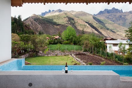 Your sweet home in Sacred valley - Casa