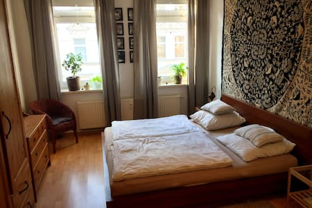 Tidy & cosy flat in the west of Leipzig - Leipzig - Appartement