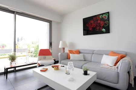 Magnifique appartement climatisé - Flat