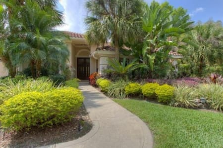 Beautiful Comfortable House - Saddlebrook - Tampa - Talo
