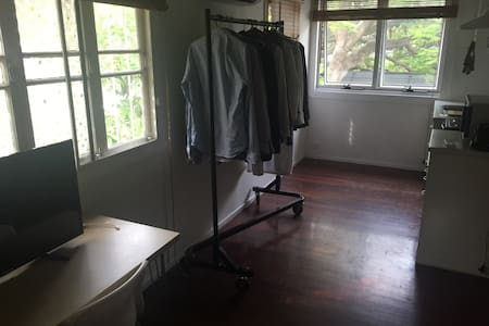Fully self contained studio!