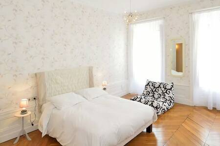 *Delicate warm apartment 10 - Janesville - Appartement