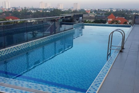 SAIGON GREAT VALUE 1 BR + POOL + OPTION ADD 1 BR - Ho Chi Minh City - Daire
