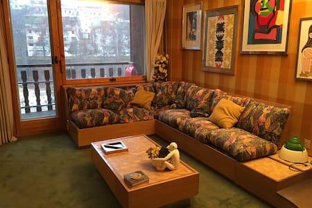 Splendido Appartamento al Terminillo - Pian De' Valli - Apartemen
