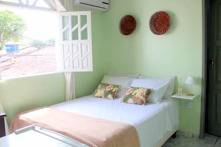 Pousada Pedra Coral - Conforto & Simplicidade! - Bed & Breakfast