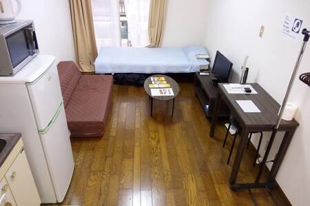 Near Shinjuku,Shibuya/ Sta 5min 102 - Appartement