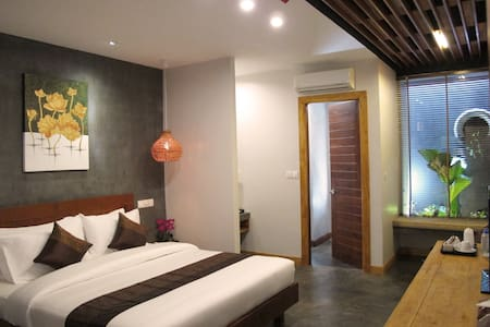Tonle Tropic Boutique Hotel - Bed & Breakfast
