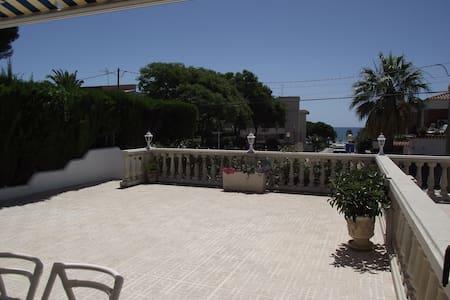 Big terrace apartment by the sea! - Cambrils - Leilighet