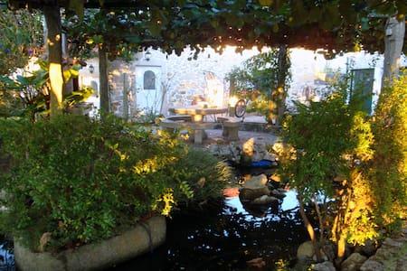 Charming accomodation, pool, garden - Casa
