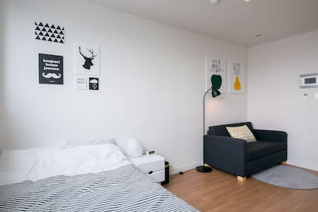 ♬OPENING SALE♬ [HONGDAE 2Min] J&D House#2 - Apartment