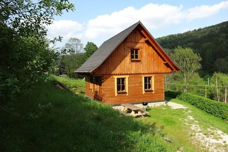 Roubenka - beautiful house - Horní Maršov