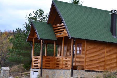 Romantic, cozy and quiet - House